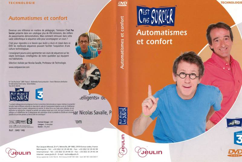 DVD CPS Automatismes&Confort
