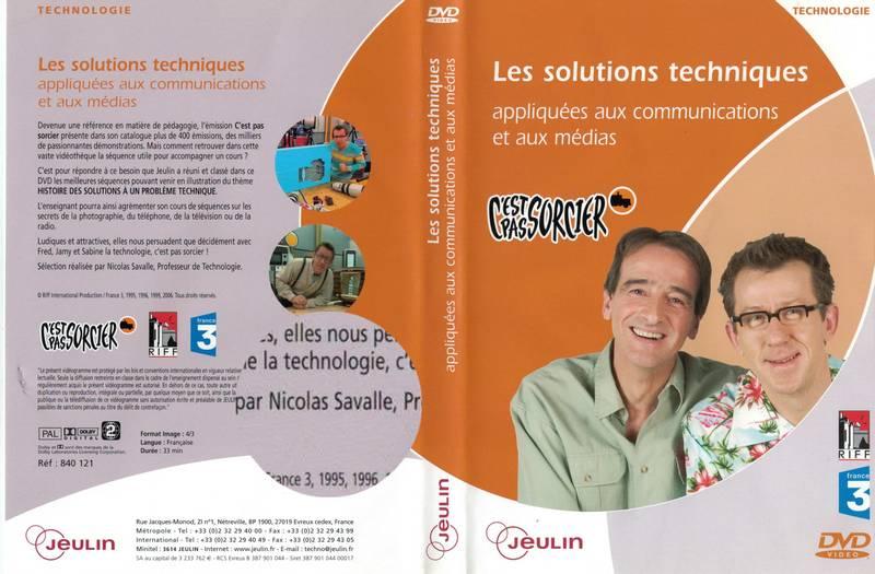 DVD CPS Communications&Médias