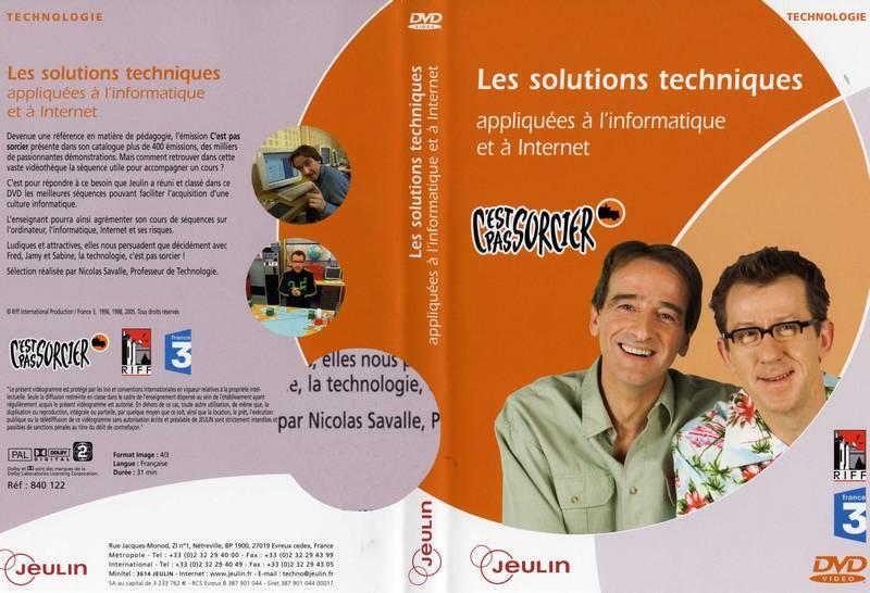 DVD CPS Informatique&Internet