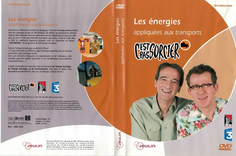 DVD CPS Transports 1