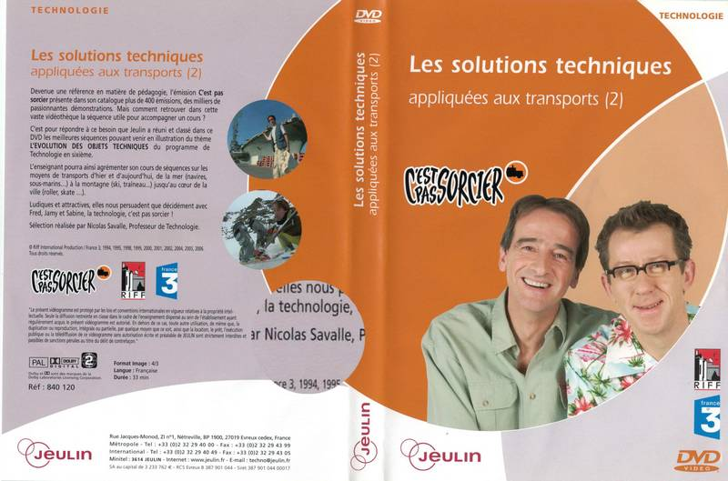 DVD CPS Transports 2