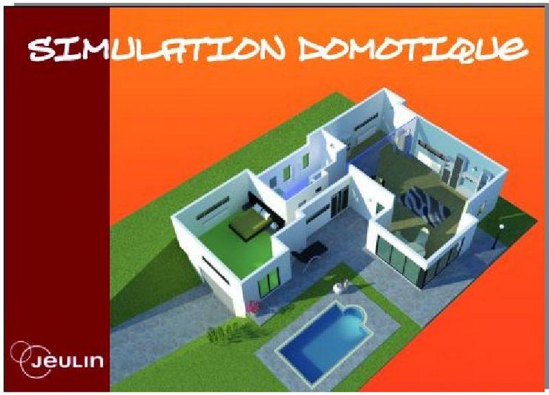 Logiciel de simulation domotique