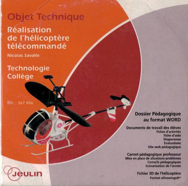 Dossier pédagogique Hélicoptère